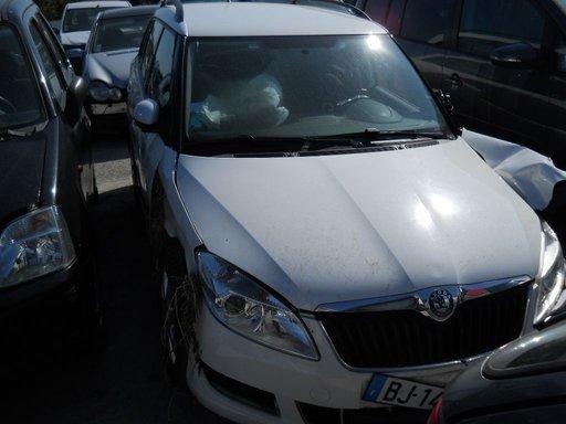 DEZMEMBRAM SKODA FABIA 2011 1.2 TSI CARSERO SECOND HAND BACAU