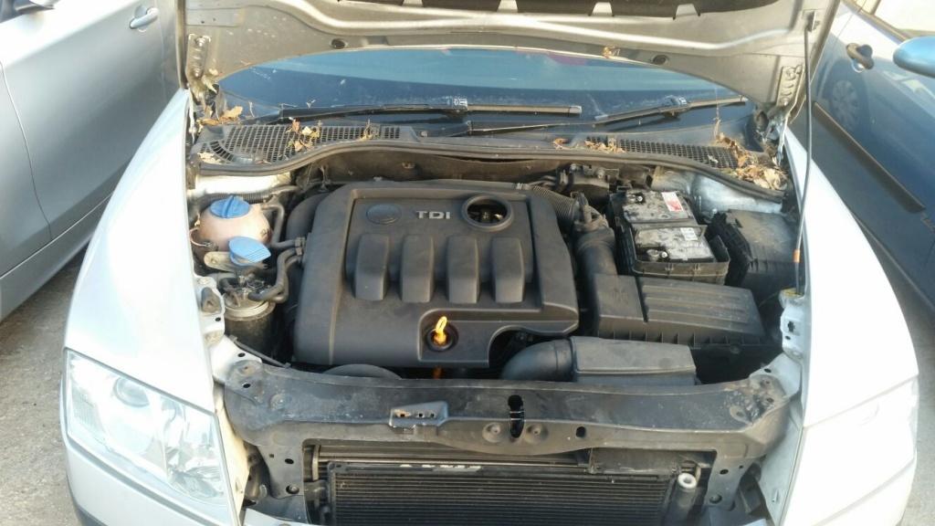 Dezmembram Skoda Octavia 2 1.9 Diesel