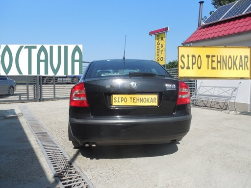 Dezmembram Skoda Octavia II 1.9 TDI, Tip motor BXE