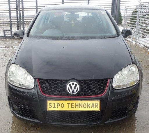 Dezmembram Volkswagen Golf 5 GT, 2.0 TDI, An 2005