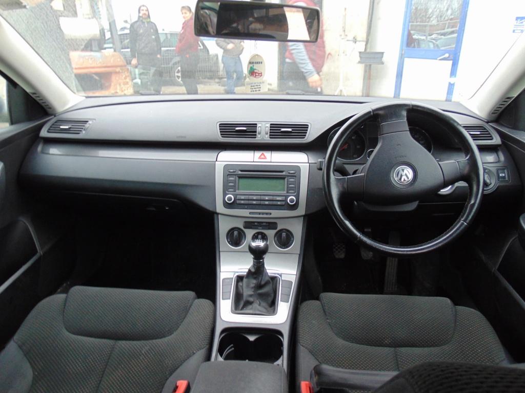 Dezmembram VW Passat B6 , 2.0 TDI , tip motor BKP , fabricatie 2006