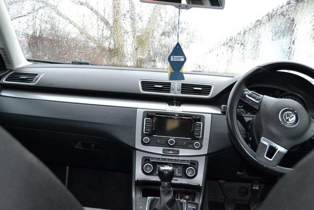 DEZMEMBRAM VW PASSAT B7 2011