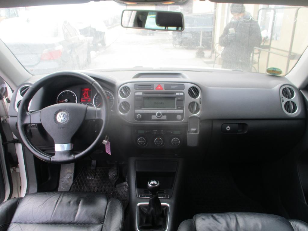 DEZMEMBRAM VW TIGUAN 2009