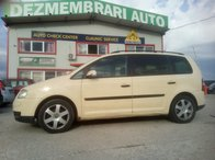 Dezmembram VW Touran 2005 1.9 AVQ, cutie 6 trepte GQN