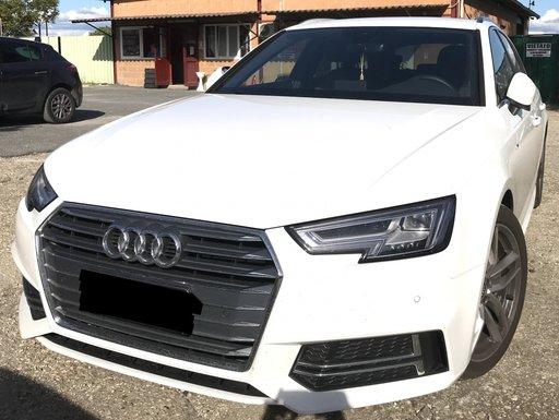 Dezmembrari Audi A4 B9 S-line 2016- prezent 2.0 TDI
