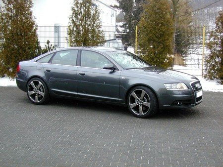 Dezmembrari Audi A6 4F 2.7TDI BPP 2006