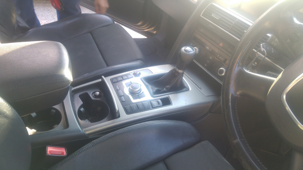 Dezmembrari Audi A6 4F 2007 2.0 TDI tip BRE cut manuala tip GYX TotalDez