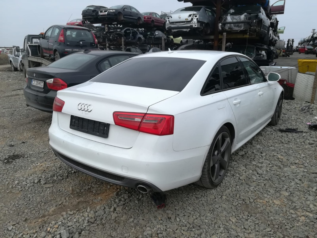 Dezmembrari Audi A6 4G 2.0 CNHA 190 cp cut aut 7 trepte NYU TotalDez
