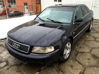 Dezmembrari Audi A8 2001, 2.5 TDI, 180 CP, cutie manuala.