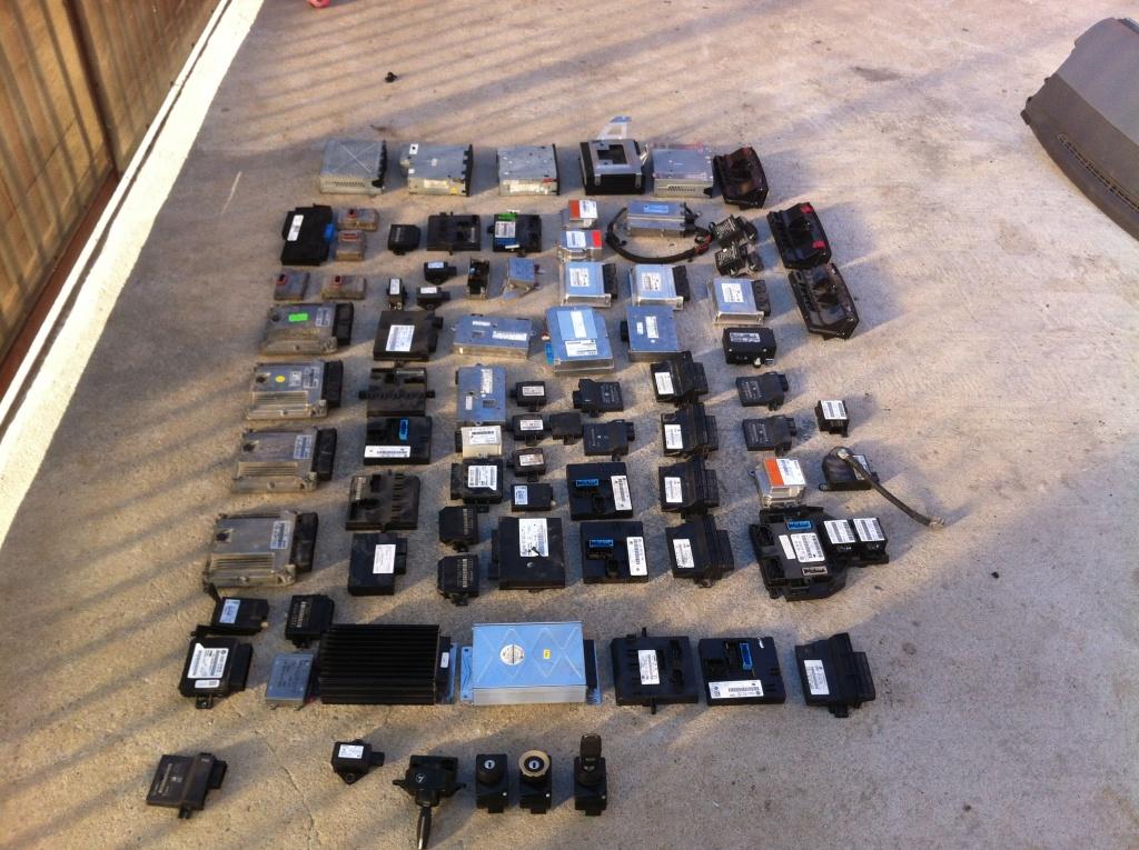 Dezmembrari Audi A8 4E D3 2007 4.2 benzina, motor: BFM cutie: GQF 6hp