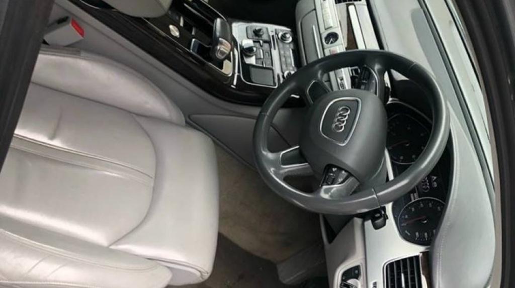 Dezmembrari Audi A8 4H 2011-2017 3.0 TDI cod motor CDT cod culoare LY7G