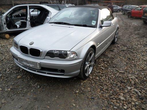 Dezmembrari BMW 320ci cabrio 2001