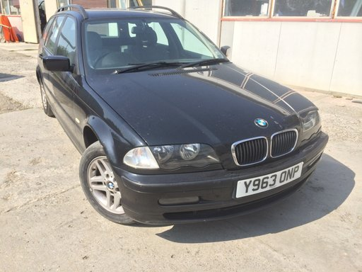 Dezmembrari BMW 320D E46 2.0 D 2001