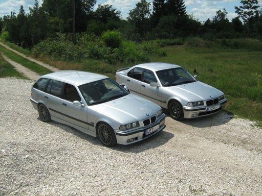 DEZMEMBRARI BMW E36 316 M43 tourig din 1998