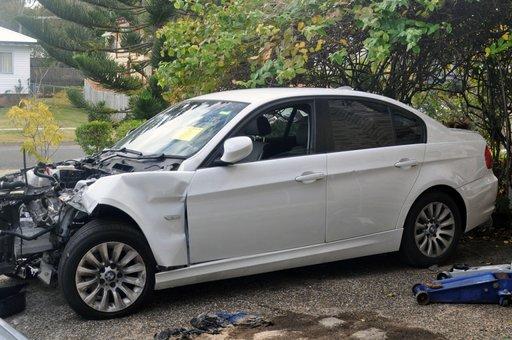 Dezmembrari BMW E90 facelift 2011