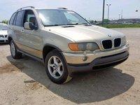 Dezmembrari BMW X5 E53 , an fabr. 2002