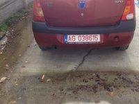 Dezmembrari # Dacia Logan 1, 2005 -- 1.4 MPi, 1.6MPi (cu / fara servo, AC) -- berlina, visiniu / bleumarin