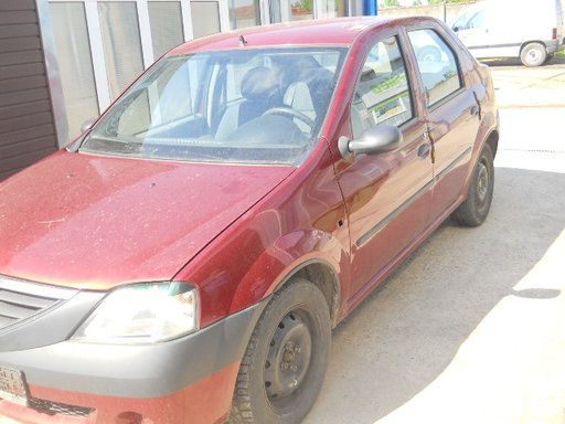 Dezmembrari Dacia Logan 1.4 benzina culoare visini