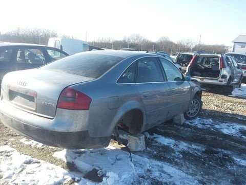 Dezmembrari / Dezmembrez Audi A6 2.5tdi anul 2002