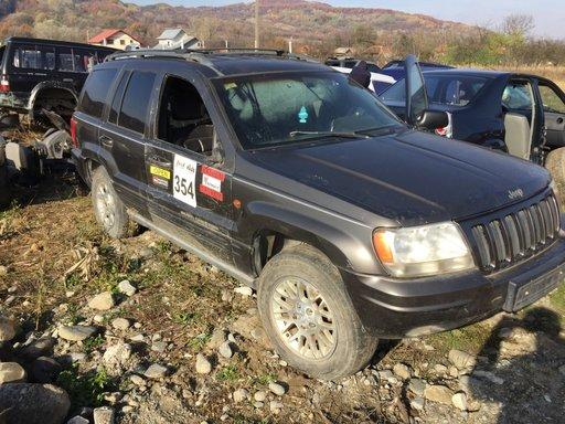 Dezmembrari dezmembrez jeep grand cherokee 4,7 benzina