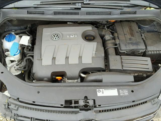 Dezmembrari Dezmembrez piese auto Golf 6 plus 1.6 TDI CAYC cutie LUB 86.000 km