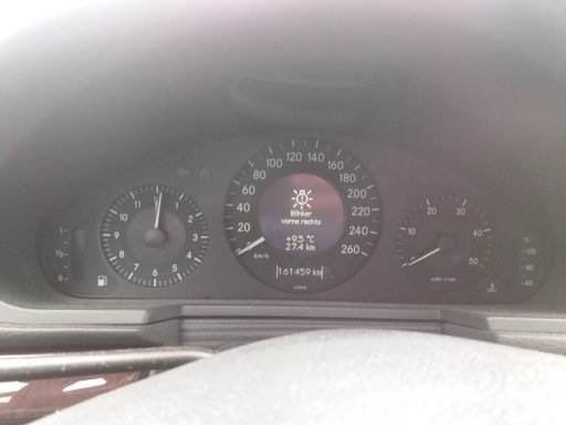 Dezmembrari Dezmembrez Piese auto W211 combi E-class 646.961 161.000km automat