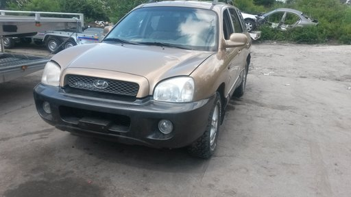 Dezmembrari Hyundai Santa Fe an 2003 2.0crdi cod D4EA 4x4