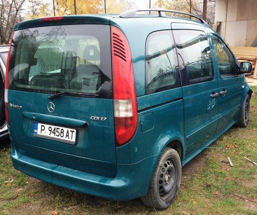 Dezmembrari Mercedes-benz Vaneo, 1.7 CDI, 67 Kw, 2002