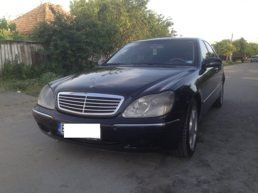 Dezmembrari Mercedes s-class w220, an 2001 , motor 3.2 cdi