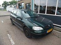 Dezmembrari Opel Astra G combi, motor 1.6 16v,74 kw, X16XEL, an 2000 , cod culoare Z359