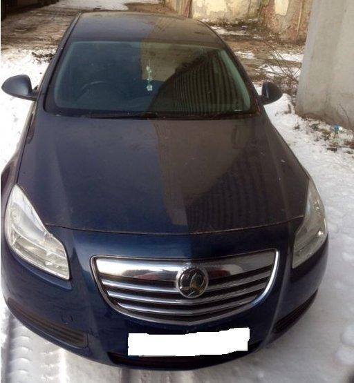 Dezmembrari Opel Insignia 2.0 CDTI A 20 DTH 2012