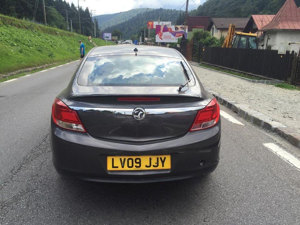 Dezmembrari Opel Insignia 2.0 CDTI A20DT A20DTH 2010