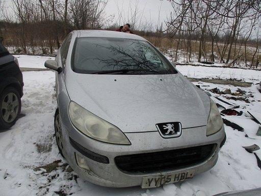 Dezmembrari Peugeot 407 1.6 HDI 2005-2009