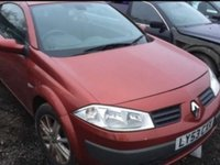Dezmembrari piese dezembrez Renault Megane 2 Coupe 2.0i 16v an 2003 euro 4