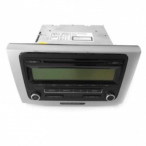 Dezmembrari Radio CD + Rama Oe Volkswagen Passat B6 2005-2010 1K0035186AA
