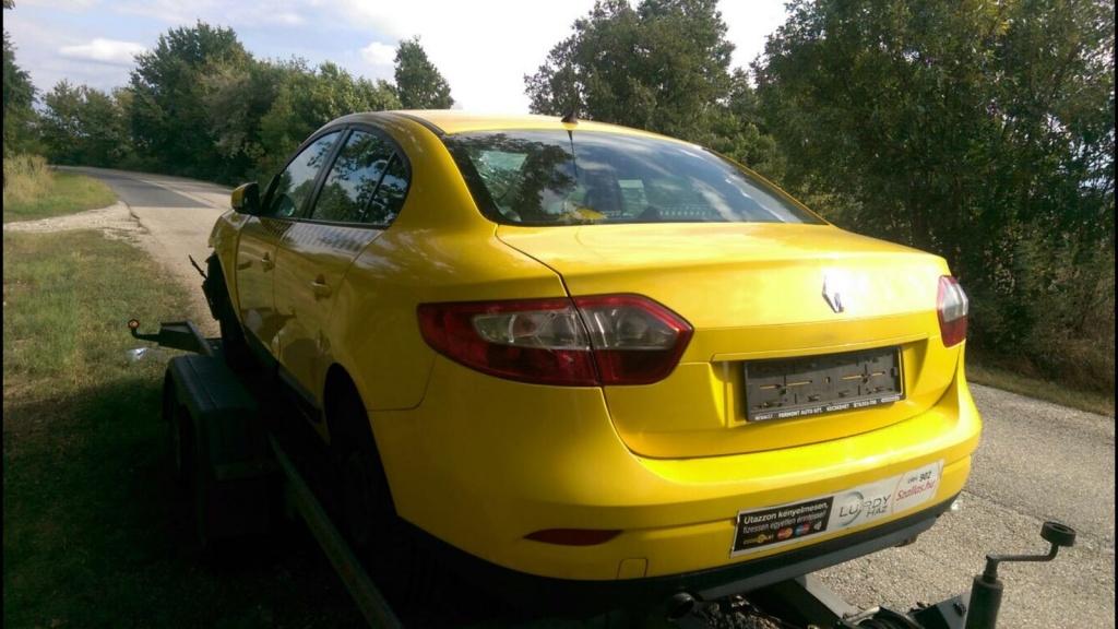 Dezmembrari Renault Fluence 2011 1.5 DCI Eur5 cut man 6+1 trepte