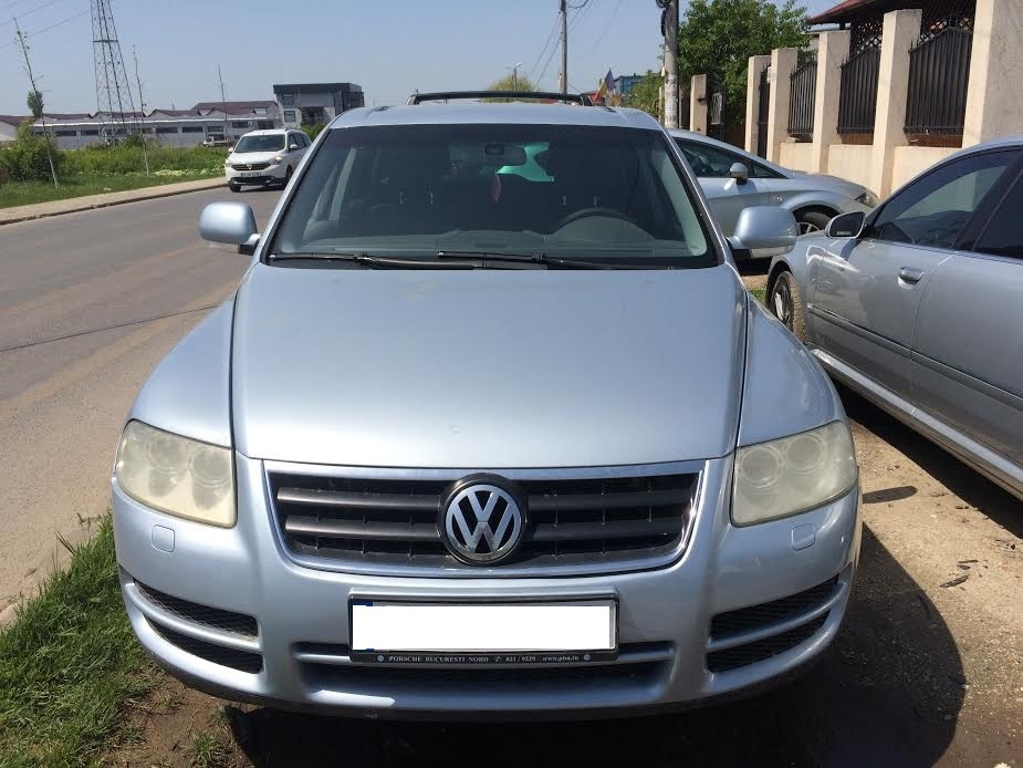 Dezmembrari VW Touareg (7LA, 7L6) 3.2 benzina V6 AZZ 2002-2010
