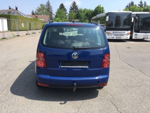 Dezmembrari VW Touran 2.0 tdi 2007 BMM Facelift