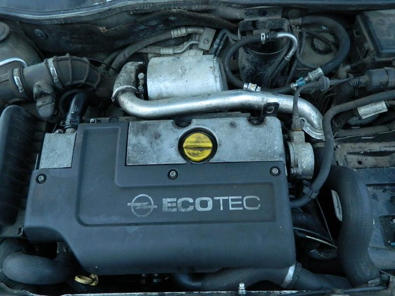 Dezmembre Opel Astra G - 2001