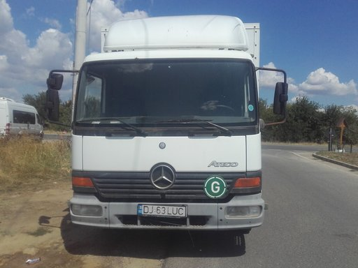 Dezmembrea Mercedes Atego 715, 815, din 2000-2004