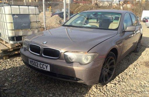 Dezmembrem BMW seria 7 e65 745i 2002