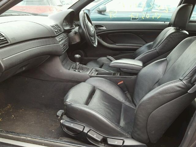 Dezmembrez 2005 BMW 320d coupe motor 204D4 cutie GS6-37DZ