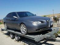 Dezmembrez Alfa-Romeo 166 2004 berlina 2.4