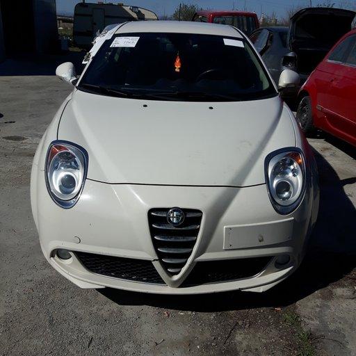 Dezmembrez Alfa Romeo MITO 1.4MPI 2010 Jante R17 Cutie Viteza Manuala in 6 Trepte, 3 usi, Haion, Bara fata, Fa