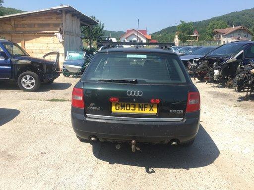 Dezmembrez Audi A 6 ALLORAD