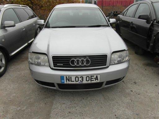 Dezmembrez Audi A 6 an 2003. 2,4 benzina