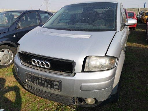 Dezmembrez Audi A2 1.4 benzina Cod AUA an 2004