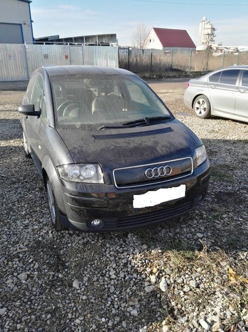 Dezmembrez Audi A2 1.4 TDI 55kw 75cp 2002