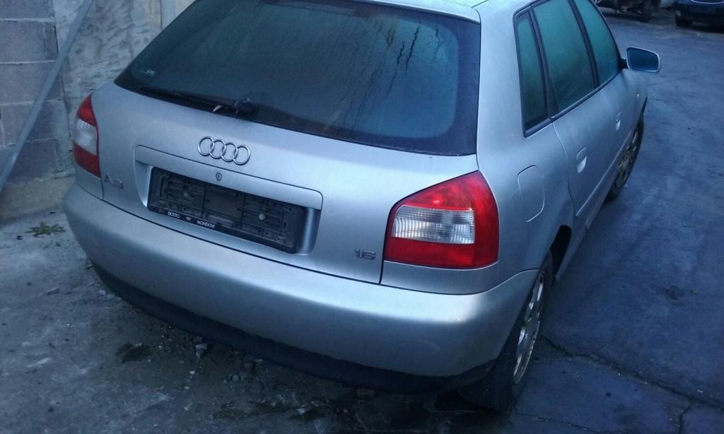 Dezmembrez Audi A3 1.6 benz euro4 2002 cod motor AVU