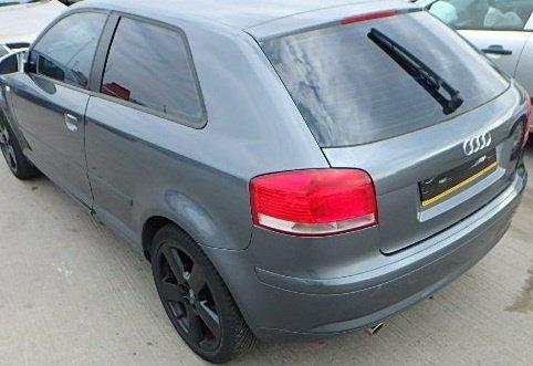 Dezmembrez Audi A3 1.6 FSI